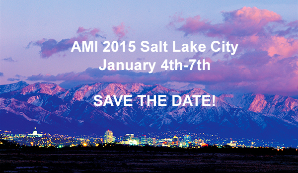 AMI 2015 Save the Date